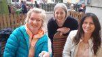 Drei Ladies beim Stammtisch