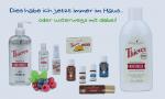 Thieves-Produkte, Oregano und andere ätherische Öle für die Hygiene